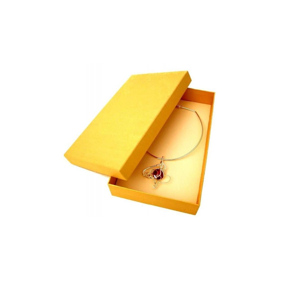 Grande boite nacré pour collier