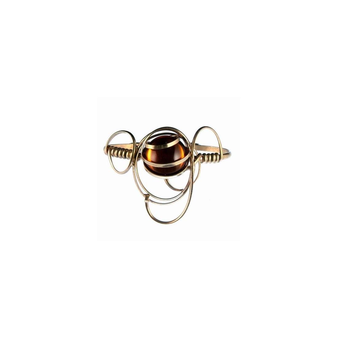 Bijou de créateur-bracelet rigide