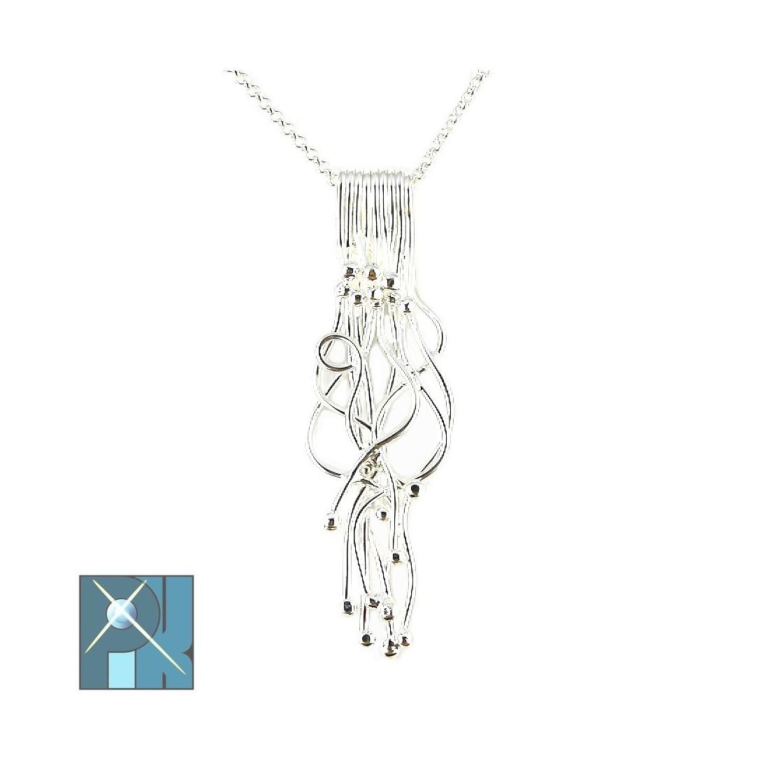 Magnifique pendentif artisanal de créateur-Atelier PIK