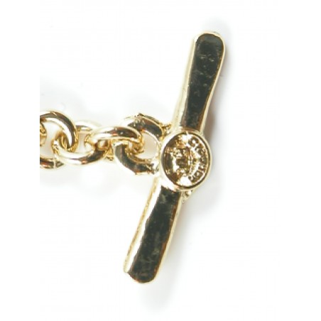 Fermoir avec logo pour bracelet fantaisie-création PIK