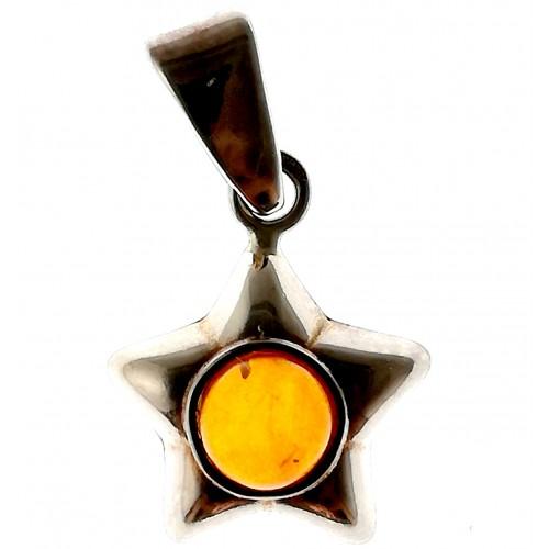 Petite étoile en argent 925