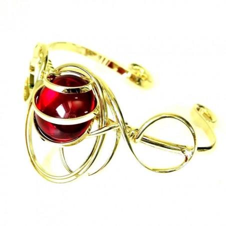Bracelet fantaisie dorure de qualité