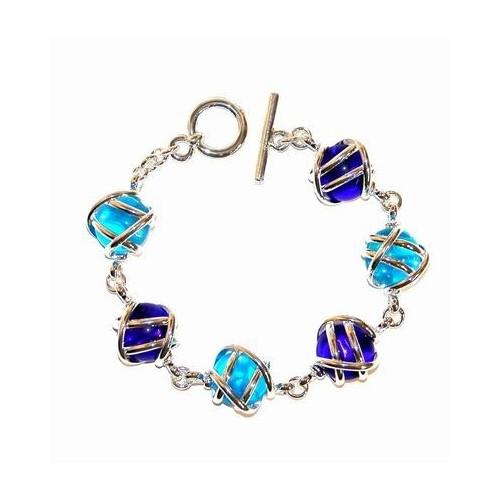 Bracelet fantaisie multicolore