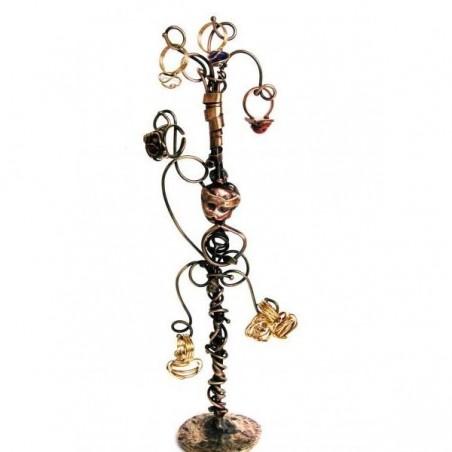 Présentoir à bijoux, sculpture