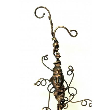 Présentoir à bijoux-sculpture moderne