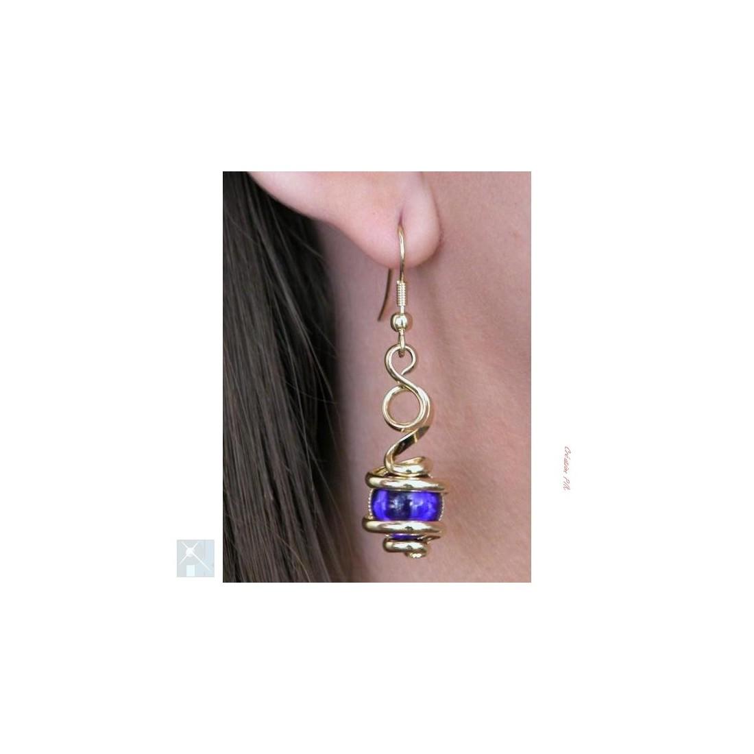 Boucles d'oreiles