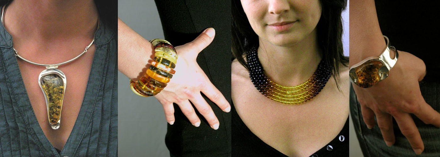 Bijoux argent et bijoux en ambre